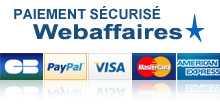 paiement sécurisé Webaffaires