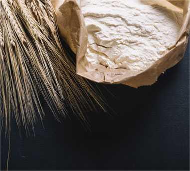 sacs papier pour farine