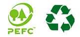 Sacs papier recyclables