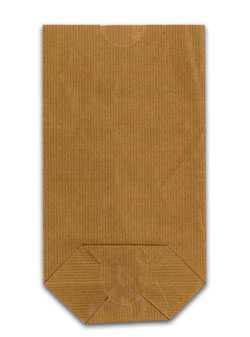 sac écorné papier kraft brun